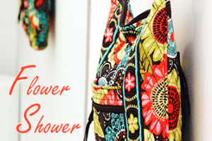 Flower ShowerフラワーシャワーHipster 難易度高いけど可愛い♪