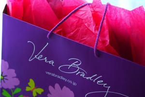 友人の誕生日プレゼントにヴェラをプレゼント♪