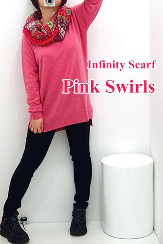 ピンク・スワールズ Pink Swirls
