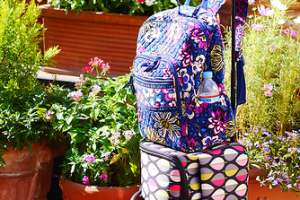 Vera bag photos in IKSPIARI of Japan
