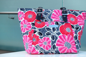 Be Colorful Tote in Cheery Blossoms ものすごく使いやすい!
