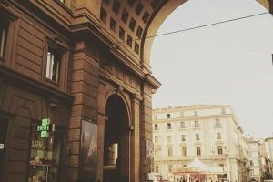やっぱりローマよりフィレンツェのほうがすきだなぁ