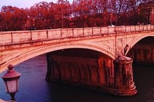橋もとってもきれいです!