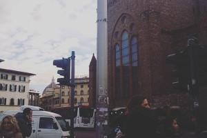 ローマより平和な気がするフィレンツェ
