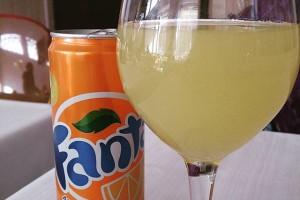 オレンジファンタ。